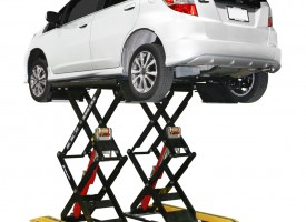 In-Ground Automotive Lifts