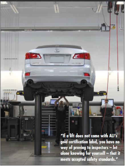 Auto Lift Institute