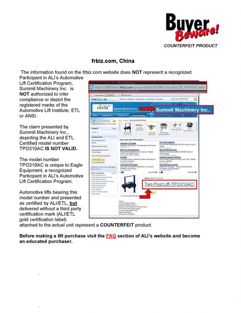 ALI-Buyer-Beware-Counterfeit-Claims-Frbiz-com