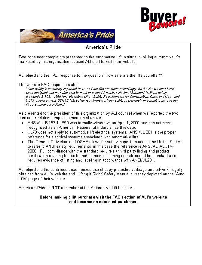 Americas Pride 051508