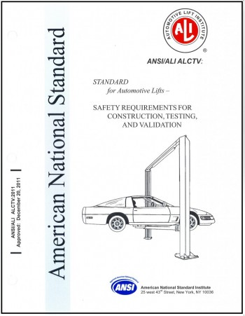 ANSI/ALI ALCTV Standard (2011)