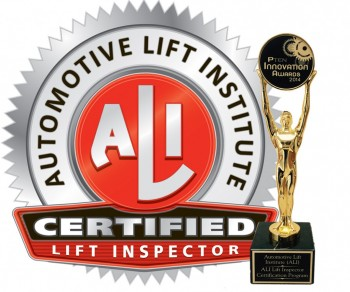 auto lift inspector certification