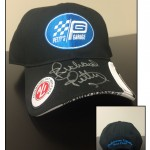 Richard Petty Signed Automotive Lift Institute /Petty's Garage Ball Cap Image