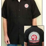 ALI Certified Lift Inspector Work Shirt Image