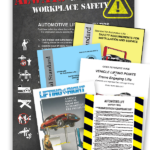 Car Lift Safety Materials Value Pack Image