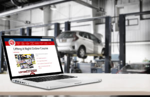 Auto Lift Institute Online Training Course