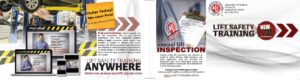 Automotive Lift Institutes Inspector Training Postcard Mailer
