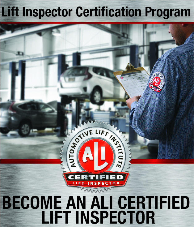 ALI Lift Inspector Certification Program Registration Image