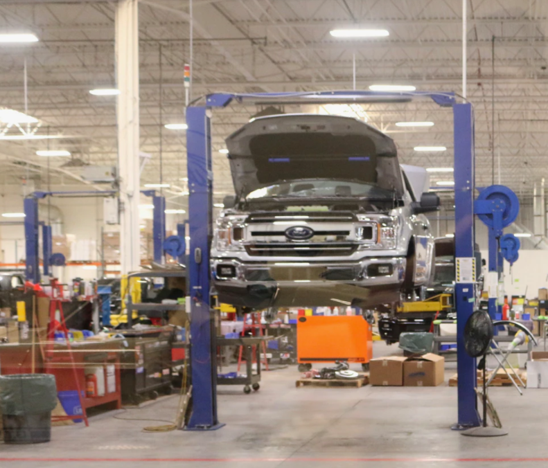 car and truck lift inspections